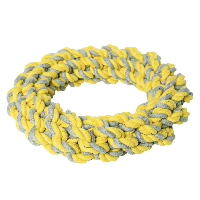 buy Be-One-Breed-Rope-Ring-Dog-Toy