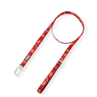 buy Be-One-Breed-Silicone-Red-Garden-Leash-For-Dogs