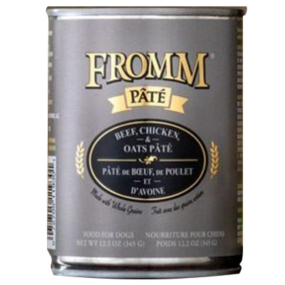 buy Fromm-Beef-Chicken-And-Oats-Pt-Dog-Food