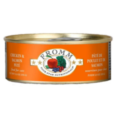 buy Fromm-Four-Star-Cat-Food-Chicken-And-Salmon