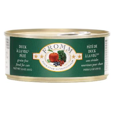 buy Fromm-Four-Star-Cat-Food-Duck-La-Veg