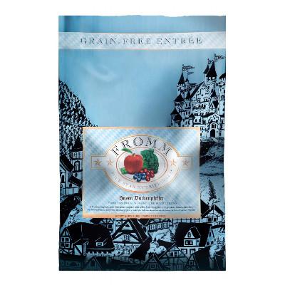 buy Fromm-Four-Star-Ultra-Premium-Grain-Free-Dog-Hasen-Duckenpfeffer-Recipe