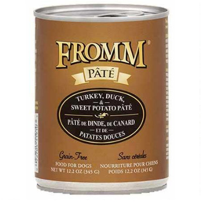 buy Fromm-Grain-Free-Turkey-Duck-And-Sweet-Potato-Pt-Dog-Food