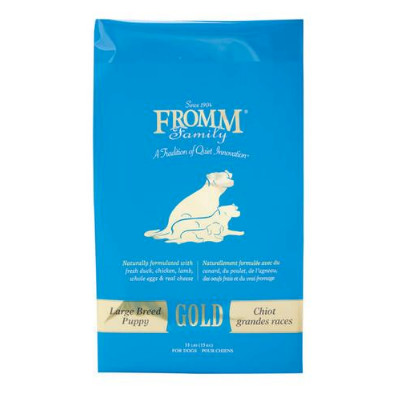 buy Fromm-Super-Premium-Large-Breed-Puppy-Gold-Dog-Food