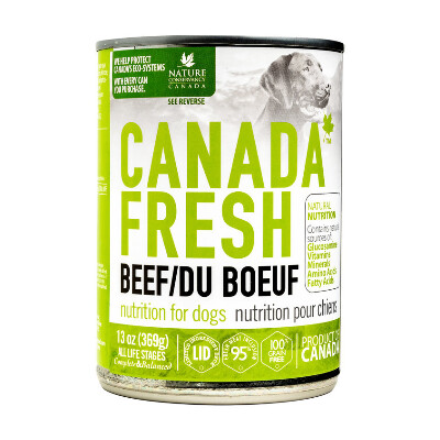 buy PetKind Canada Fresh Beef Canned Dog Food