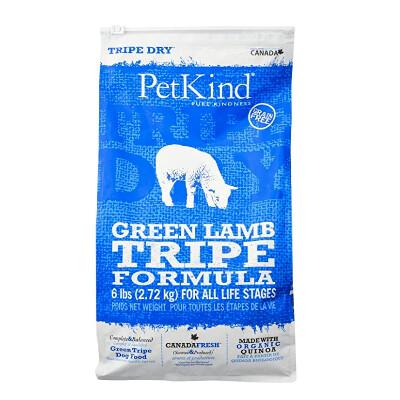 buy PetKind-Green-Lamb-Tripe-Dry-Dog-Food