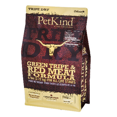buy PetKind-Green-Tripe-And-Red-Meat-Dry-Dog-Food
