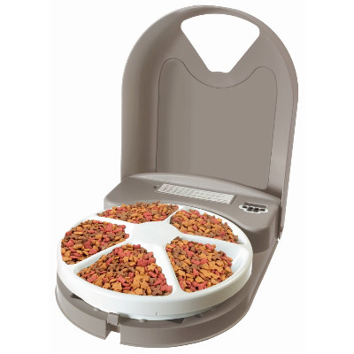 buy PetSafe 5 Meal Pet Feeder