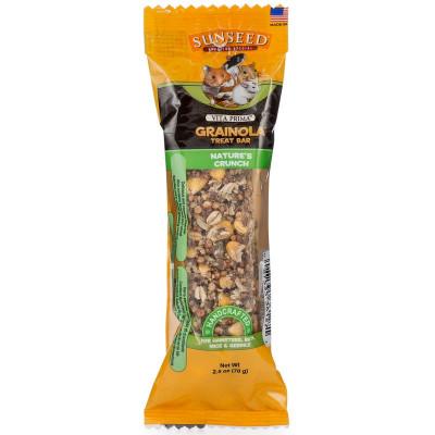 buy Sunseed Vita Prima Grainola Treat Bar Nature's Crunch For Small Animals