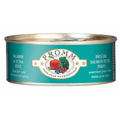 buy fromm-four-star-cat-food-salmon-and-tuna-pate