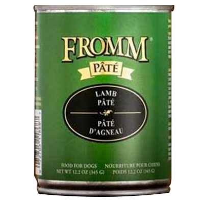 buy fromm-lamb-pate-dog-food