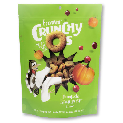 buy fromm-pumpkin-kran-pow-dog-treats