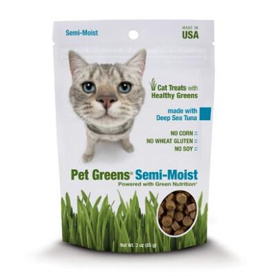 buy Bell-Rock-Pet-Greens-Semi-Moist-Cat-Treats-Deep-Sea-Tuna