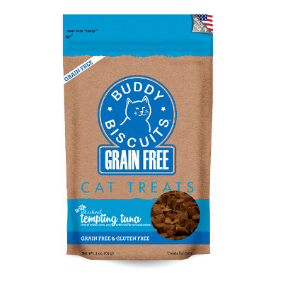buy Cloud-Star-Buddy-Biscuits-Grain-Free-Buddy-Biscuits-For-Cats-Tempting-Tuna