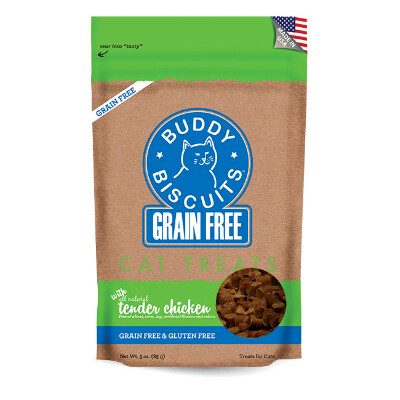 buy Cloud-Star-Buddy-Biscuits-Grain-Free-Buddy-Biscuits-For-Cats-Tender-Chicken