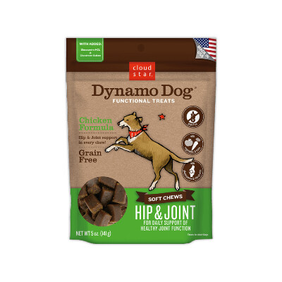 buy Cloud-Star-Dynamo-Soft-Chews-Hip-And-Joint-Chicken-For-Dogs
