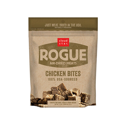 buy Cloud-Star-Rogue-Air-Dried-Meats-Chicken-Bites-For-Dogs