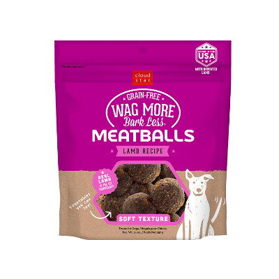 buy Cloud-Star-Wag-More-Bark-Less-Grain-Free-Meatballs-Lamb-For-Dogs-2