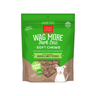 buy Cloud-Star-Wag-More-Bark-Less-Soft-And-Chewy-Grain-Free-Treats-Chicken-And-Sweet-Potato-For-Dogs-2