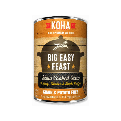 buy Koha-Big-Easy-Feast-Slow-Cooked-Stew-Chicken-And-Pork-For-Dogs