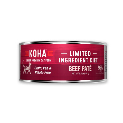 buy Koha-Limited-Ingredient-Beef-Pate-For-Cats