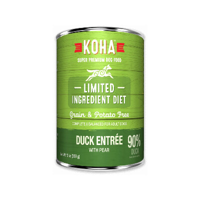 buy Koha-Limited-Ingredient-Diet-Duck-Entre-For-Dogs