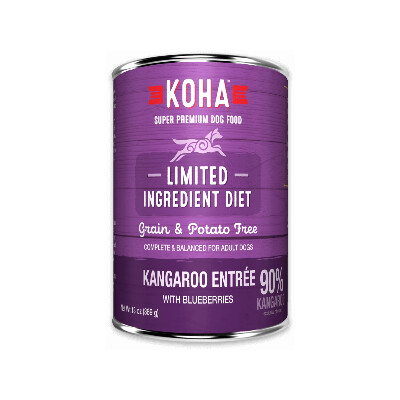 buy Koha-Limited-Ingredient-Diet-Kangaroo-Entre-For-Dogs
