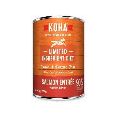 buy Koha-Limited-Ingredient-Diet-Salmon-Entre-For-Dogs