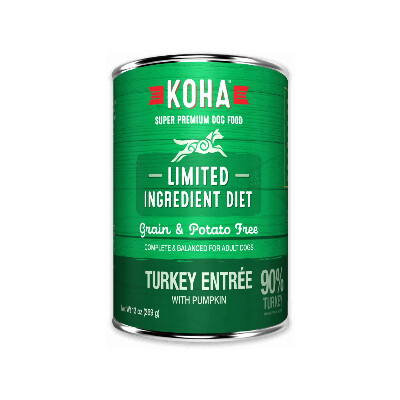 buy Koha-Limited-Ingredient-Diet-Turkey-Entre-For-Dogs