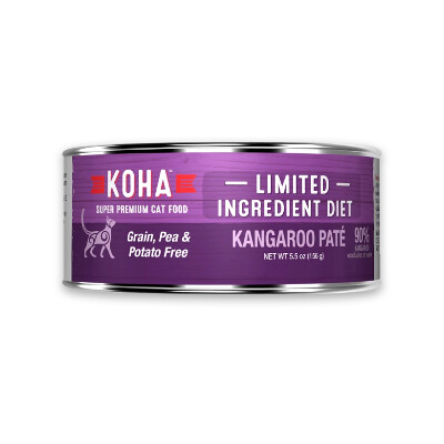 buy Koha-Limited-Ingredient-Kangaroo-Pate-For-Cats