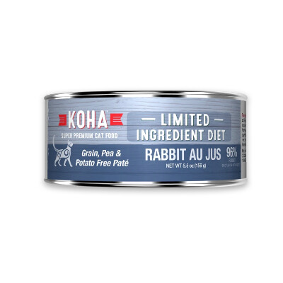 buy Koha-Limited-Ingredient-Rabbit-Pate-For-Cats