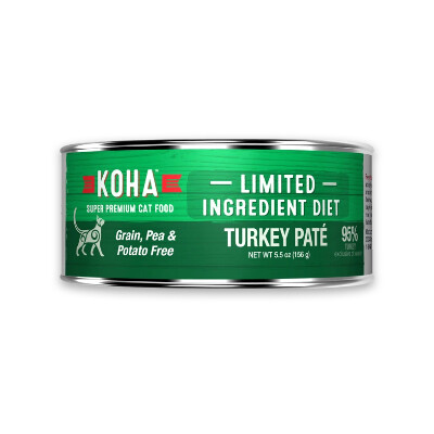 buy Koha-Limited-Ingredient-Turkey-Pate-For-Cats