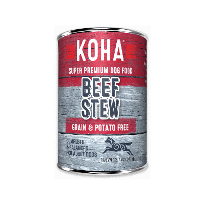 buy Koha-Minimal-Ingredient-Beef-Stew-For-Dogs