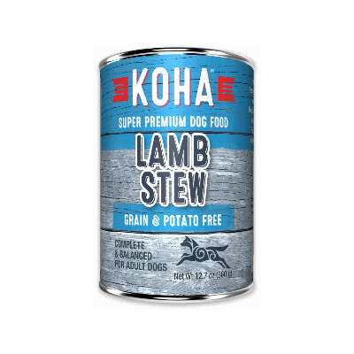 buy Koha-Minimal-Ingredient-Lamb-Stew-For-Dogs