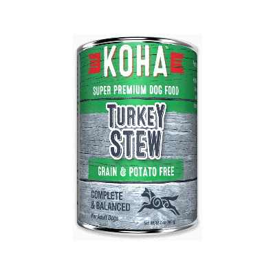 buy Koha-Minimal-Ingredient-Turkey-Stew-For-Dogs