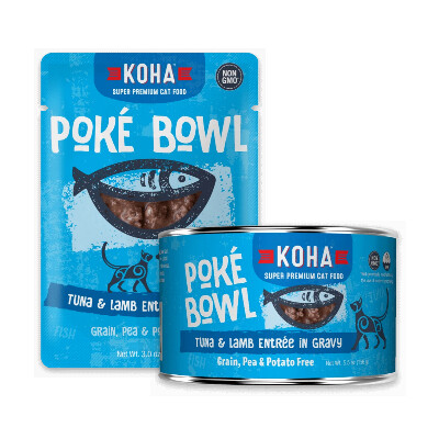 buy Koha-Pok-Bowl-Tuna-And-Lamb-Entre-in-Gravy-For-Cats