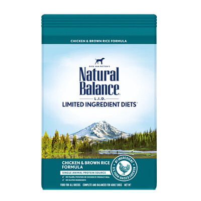 buy Natural-Balance-Limited-Ingredient-Chicken-and-Brown-Rice-Dog-Food