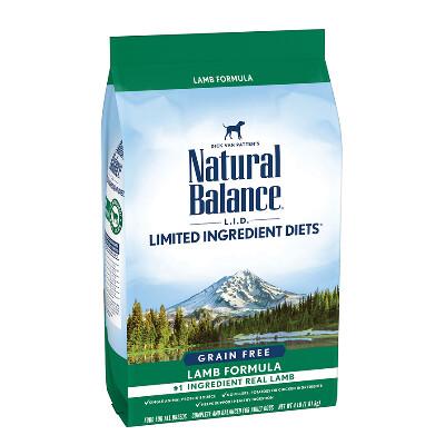 buy Natural-Balance-Limited-Ingredient-Grain-Free-Lamb-Dog-Food