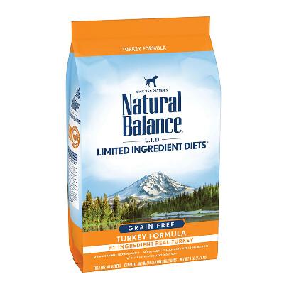 buy Natural-Balance-Limited-Ingredient-Grain-Free-Turkey-Dog-Food