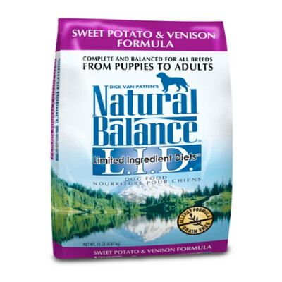 buy Natural-Balance-Limited-Ingredient-Sweet-Potato-And-Venison-Dog-Food