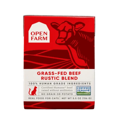 buy Open-Farm-Beef-Rustic-Blend-Dry-Cat-Food