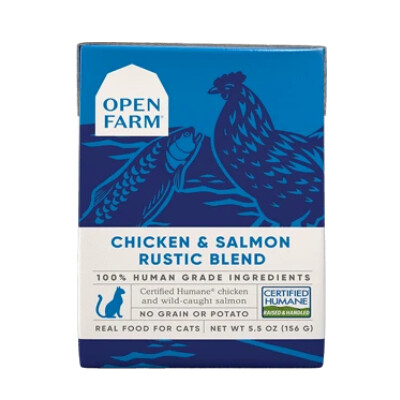 buy Open-Farm-Chicken-and-Salmon-Rustic-Blend-Dry-Cat-Food