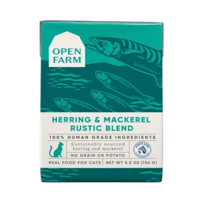buy Open-Farm-Herring-and-Mackerel-Rustic-Blend-Cat-Food