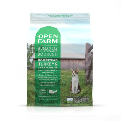 buy Open-Farm-Homestead-Turkey-and-Chicken-Dry-Cat-Foo