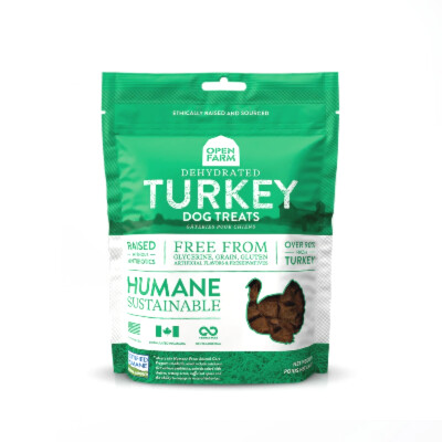 buy Open-Farm-Turkey-Dehydrated-Dog-Treats