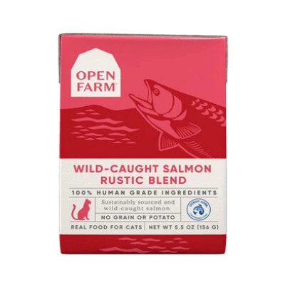 buy Open-Farm-Wild-Caught-Salmon-Rustic-Blend-Cat-Food.