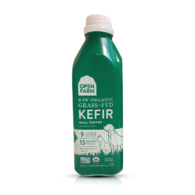 buy Open-Farms-Organic-Grass-Fed-Kefier-For-Dogs