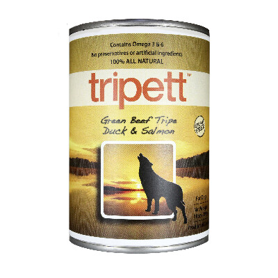 buy PetKind-Tripett-Green-Beef-Tripe-With-Duck-And-Salmon-For-Dogs