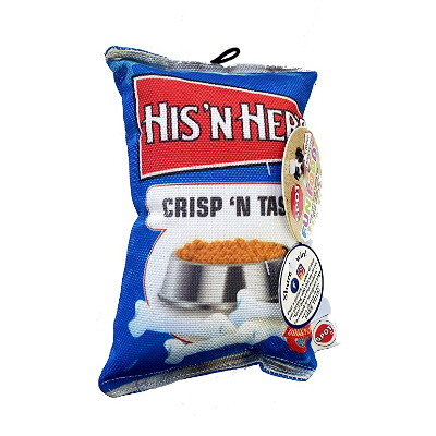 buy Spot-Ethical-Products-Inc-His-n-Hers-Chips-8-Dog-Toy