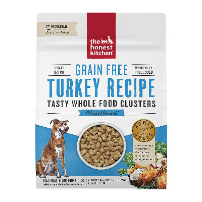 buy The-Honest-Kitchen-Turkey-Tasty-Whole-Food-Clusters-Dog-Food